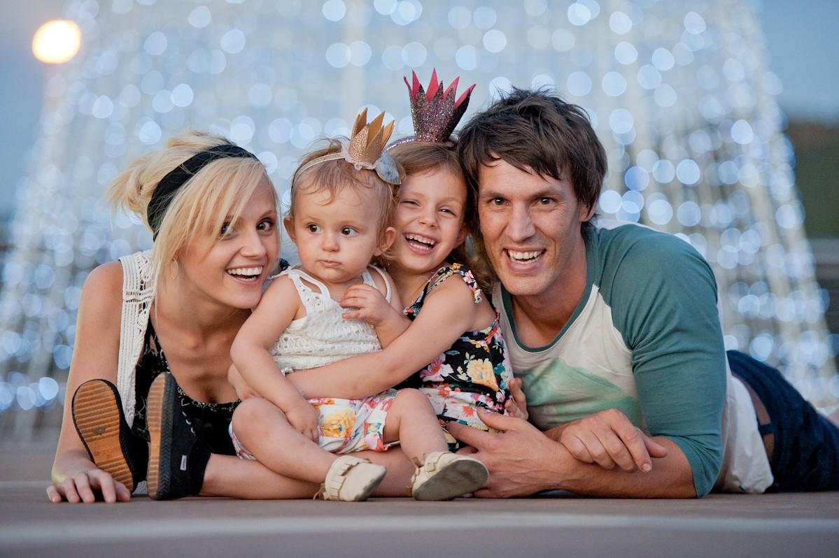 Family Christmas shoot, Our 2015 Urban family Christmas shoot