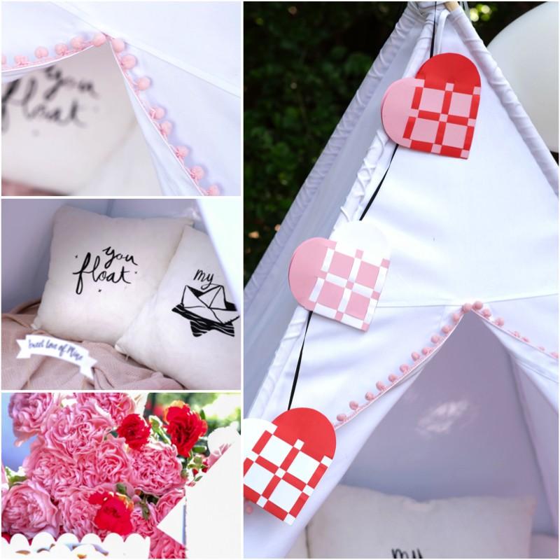 Picnic, Surprise backyard picnic with my Valentine.