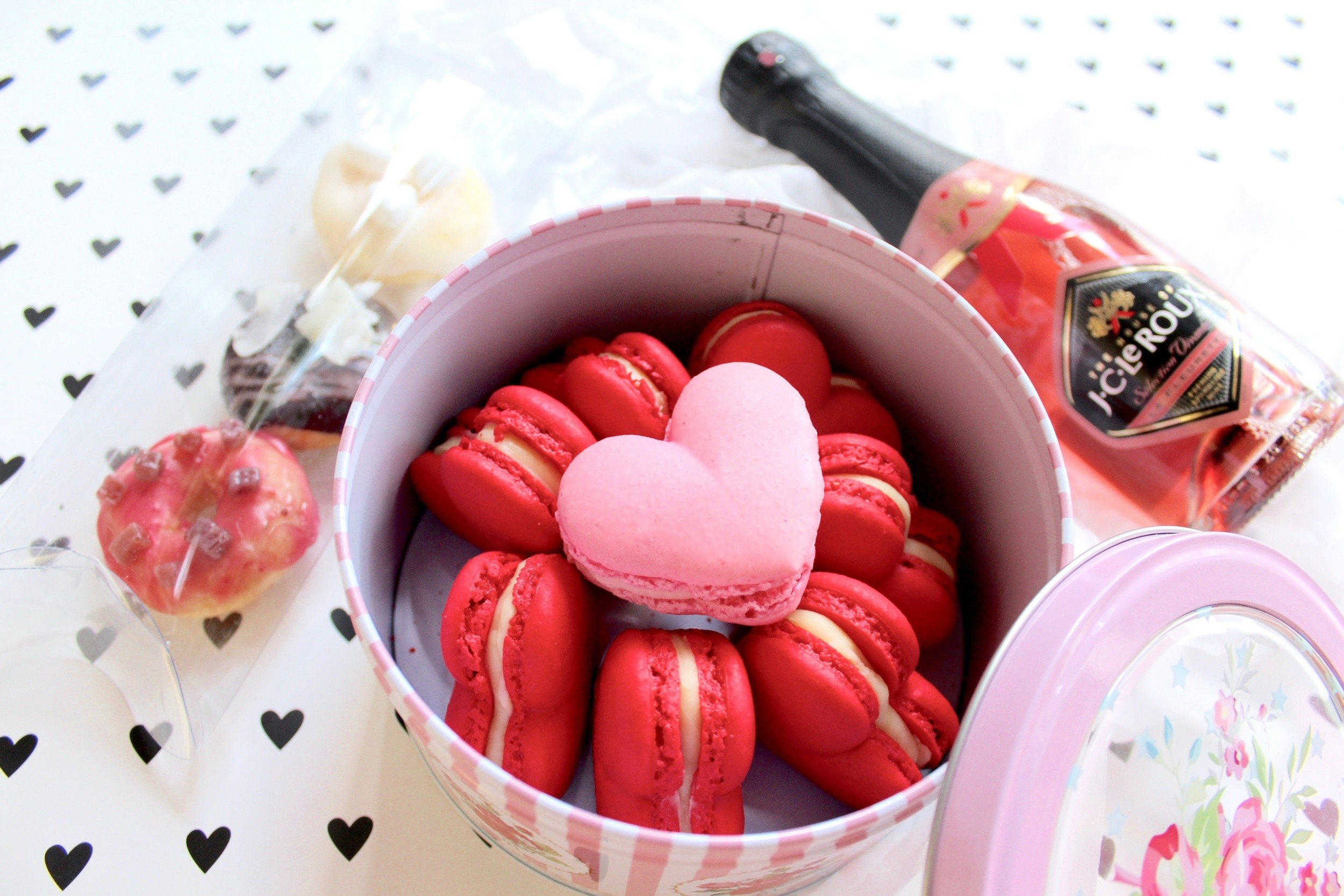 Beautiful Presents For Her Part - 38: Mmm Macaroons Have Added One Hamper To Our Giveaway Too. Just Another  Reason To Enter.