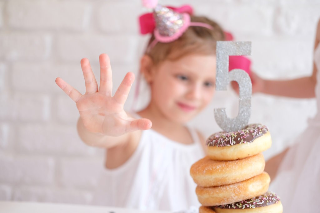 "donut, A letter to our 5 year old: Please ""donut"" grow up (too fast)!"