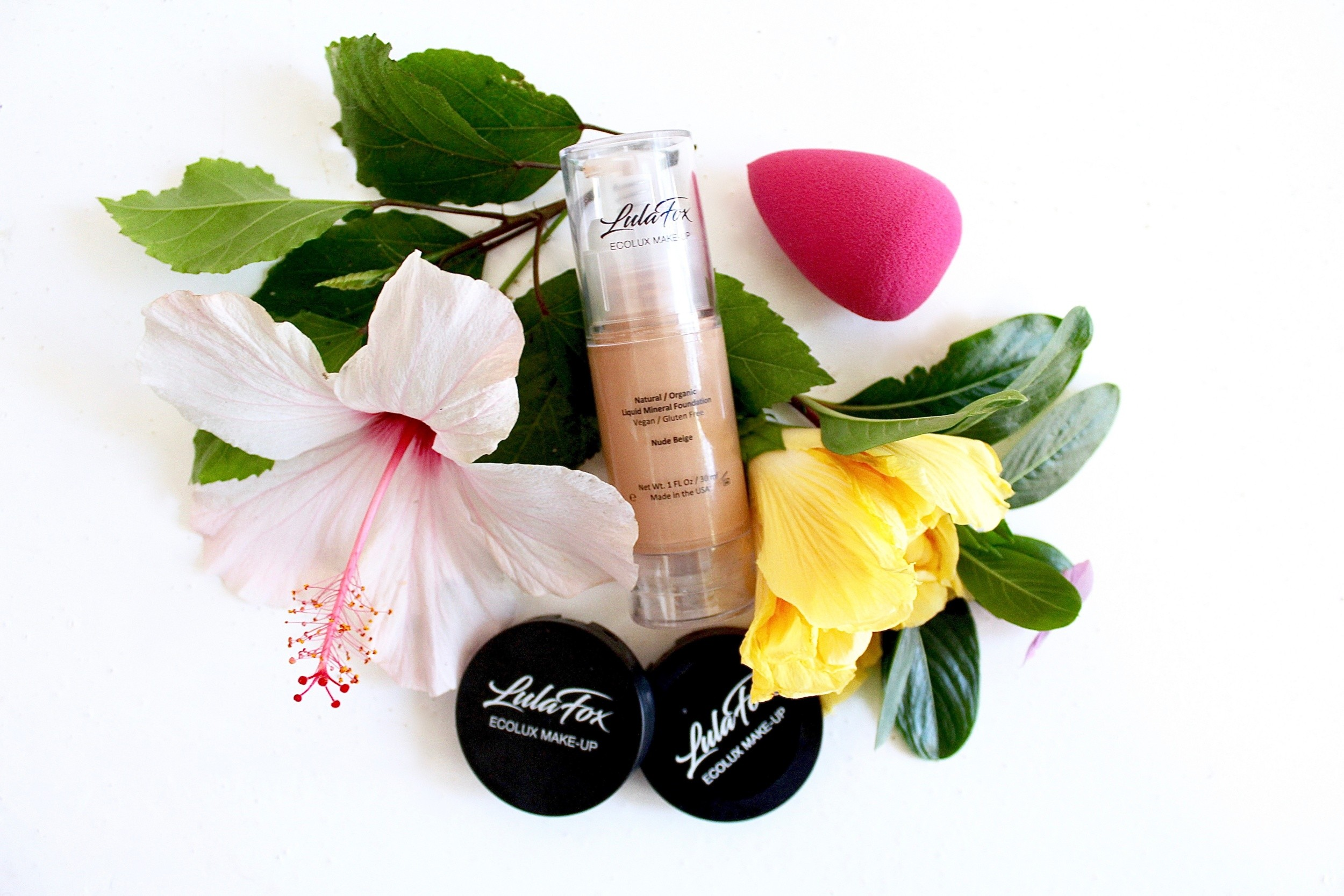 Lula Fox Ecolux Makeup, Lula Fox Ecolux Makeup: Why I am joining the #cleanbeautyrevolution!