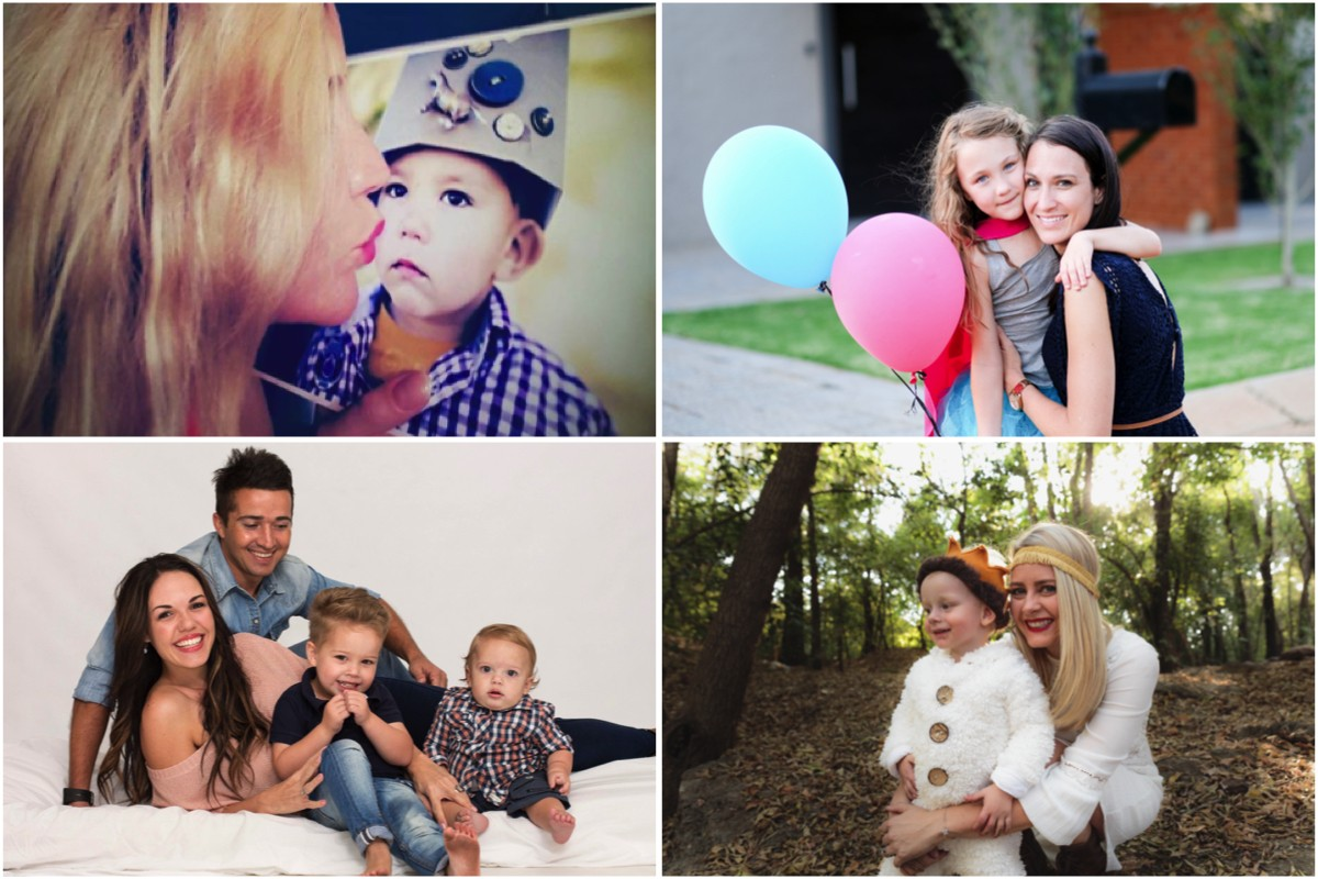 """Month of Mama: 4 """"Real"""" Moms that Inspire"""