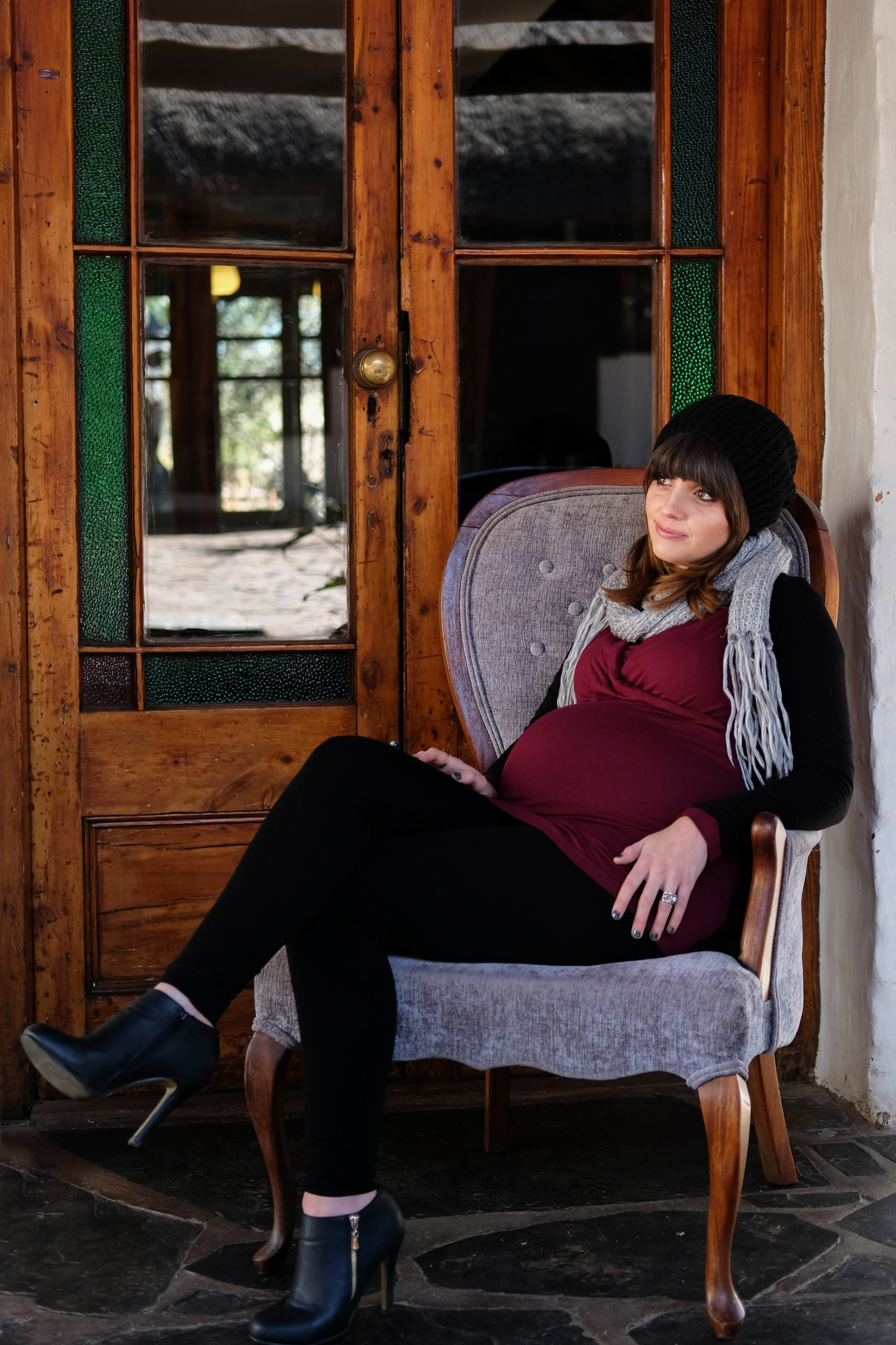 Winter maternity fashion, STYLE THE BUMP: Winter Maternity Fashion.