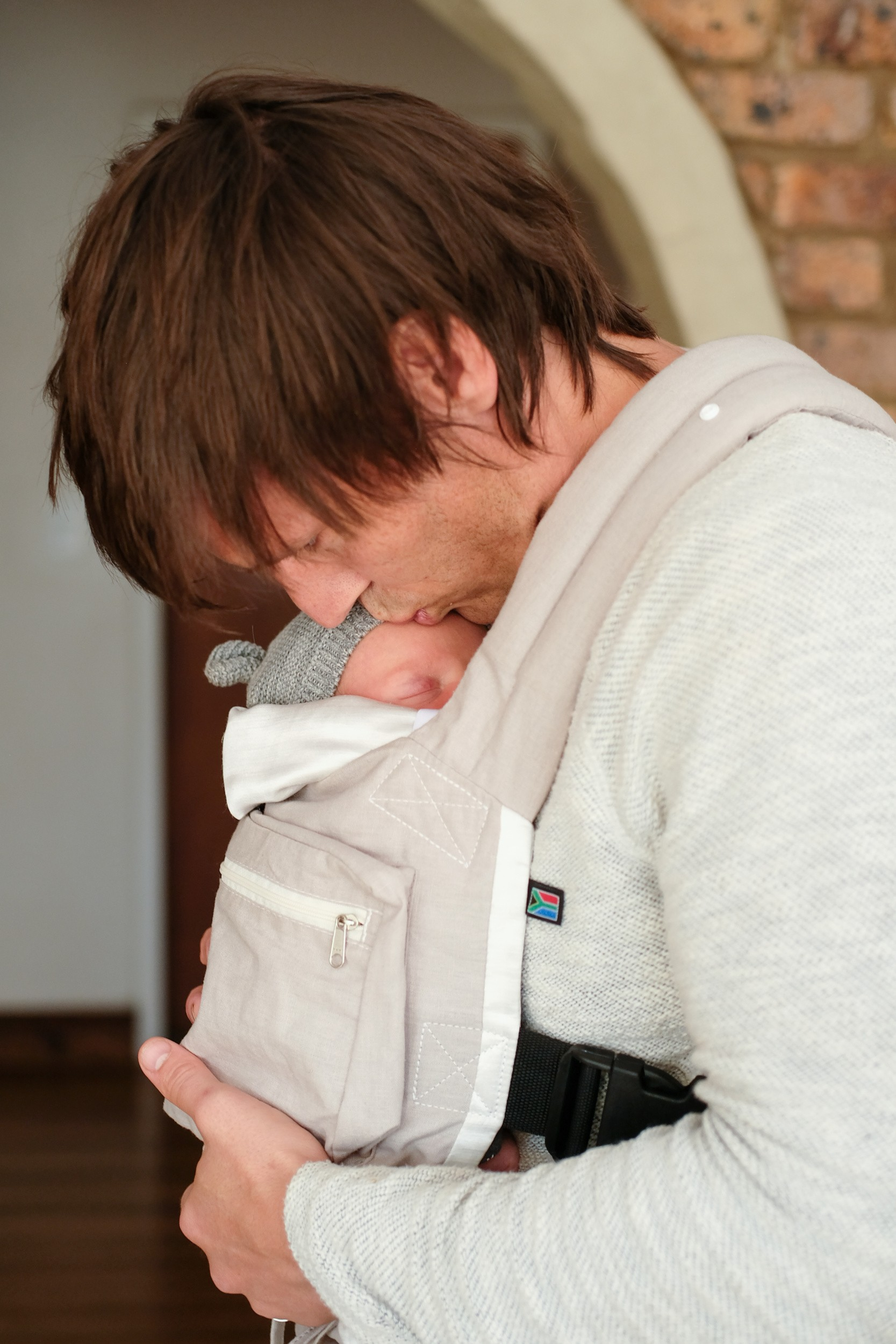Ubuntu Baba baby carrier, Helping Mama recover post birth: The Ubuntu Baba Baby carrier
