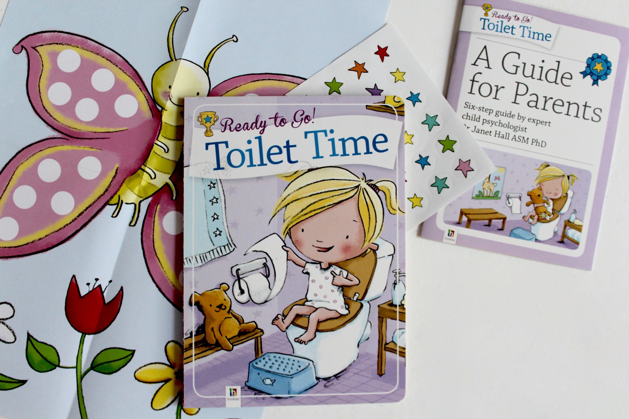 Potty Training, Potty Training with ease: Tips from a mother of 3