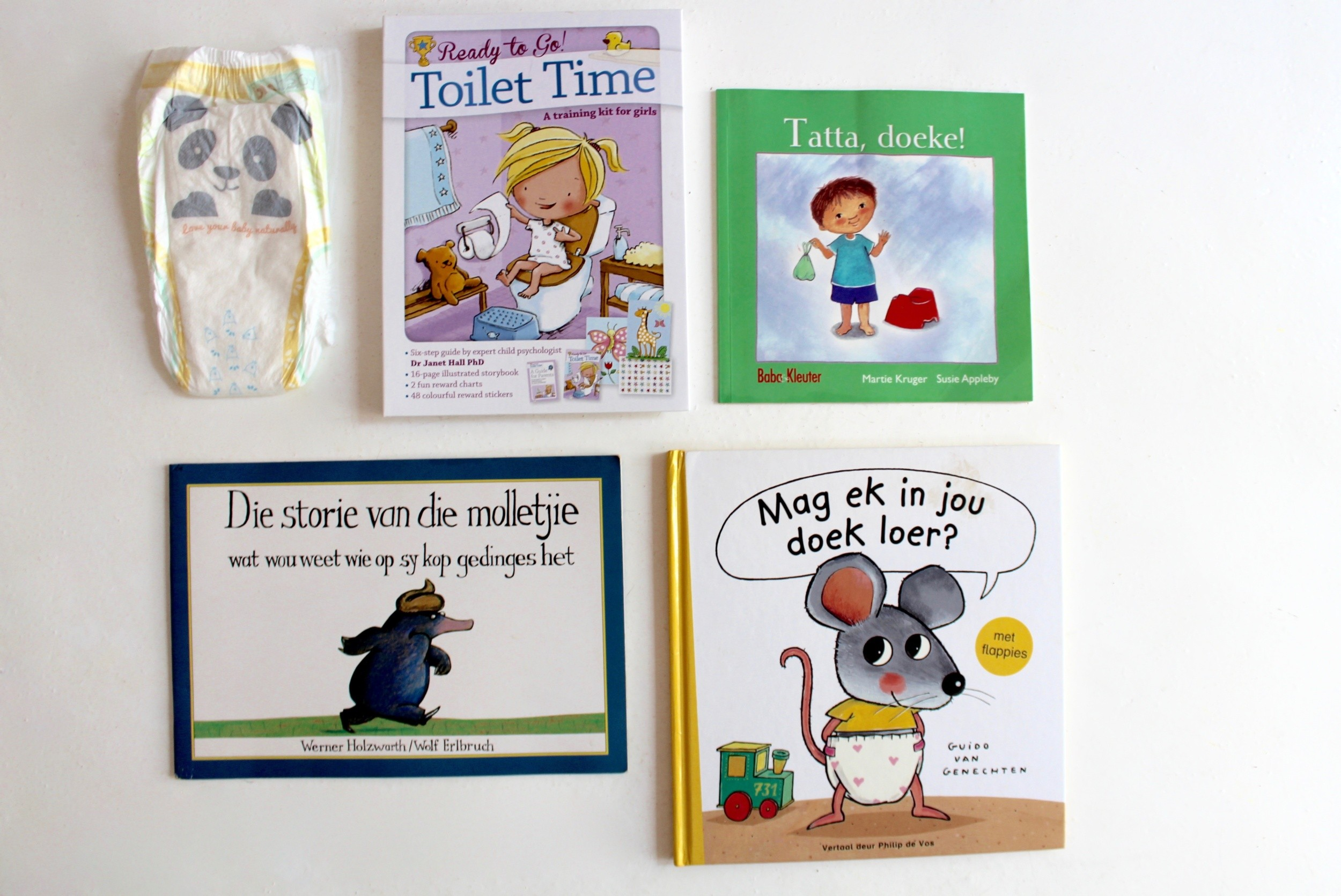Potty Training, Book club: Great Potty Training stories for toddlers
