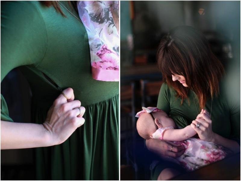 Breastfeeding-friendly Fashion, Proudly South African Breastfeeding-friendly Fashion SS'18