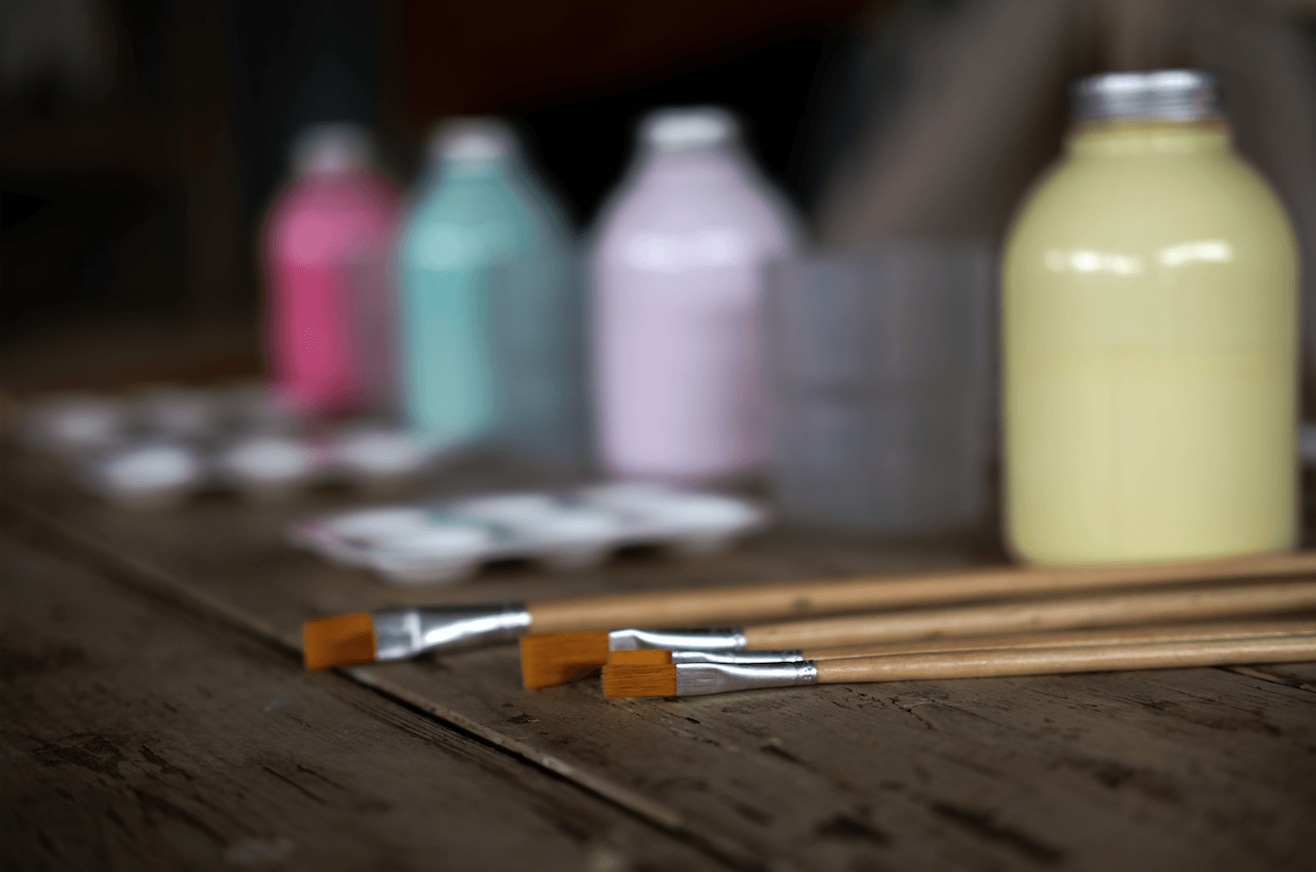 The lazy mom's guide to Holiday Crafts for toddlers.