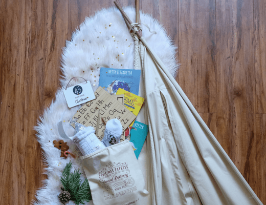 JAM PreSchooler Christmas Wish List Giveaway
