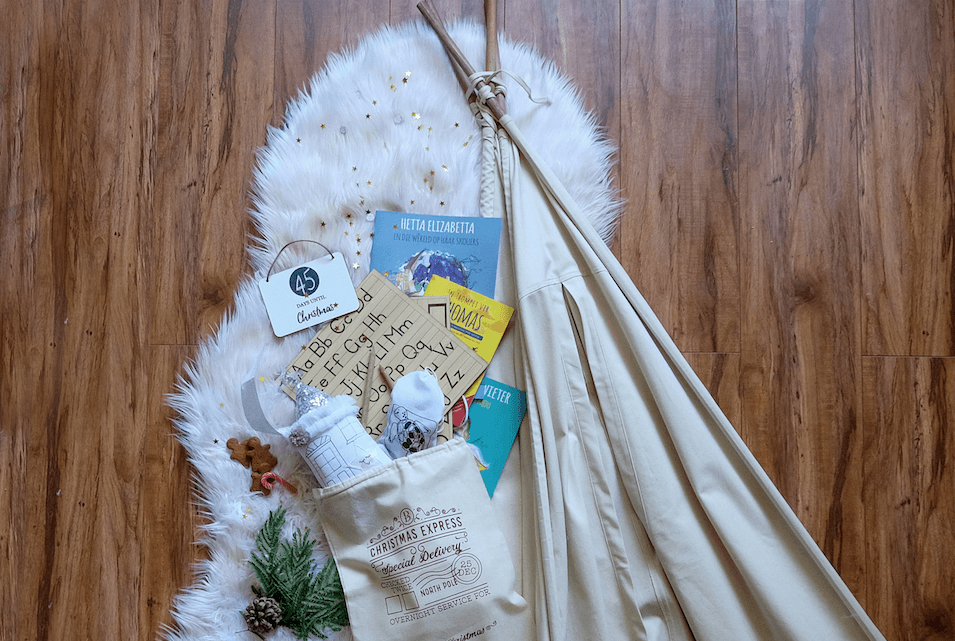 CLOSED Pre-Schooler Christmas Wish List Giveaway