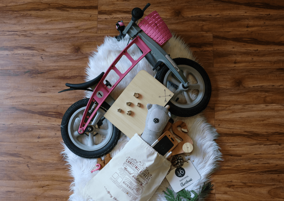 CLOSED Toddler Christmas Wish List Giveaway!