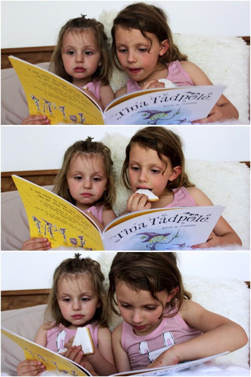 Olly Polly Read, Olly Polly Read
