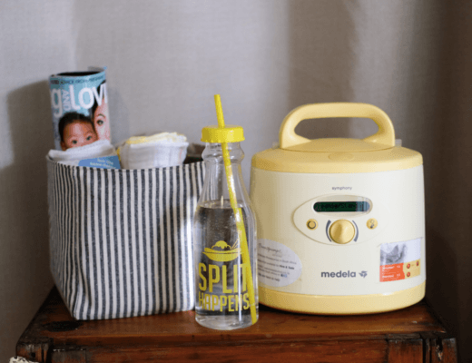Breastfeeding Pumping Station essentials