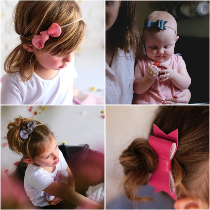 JustaMamma Mia Mae Hair Accessories