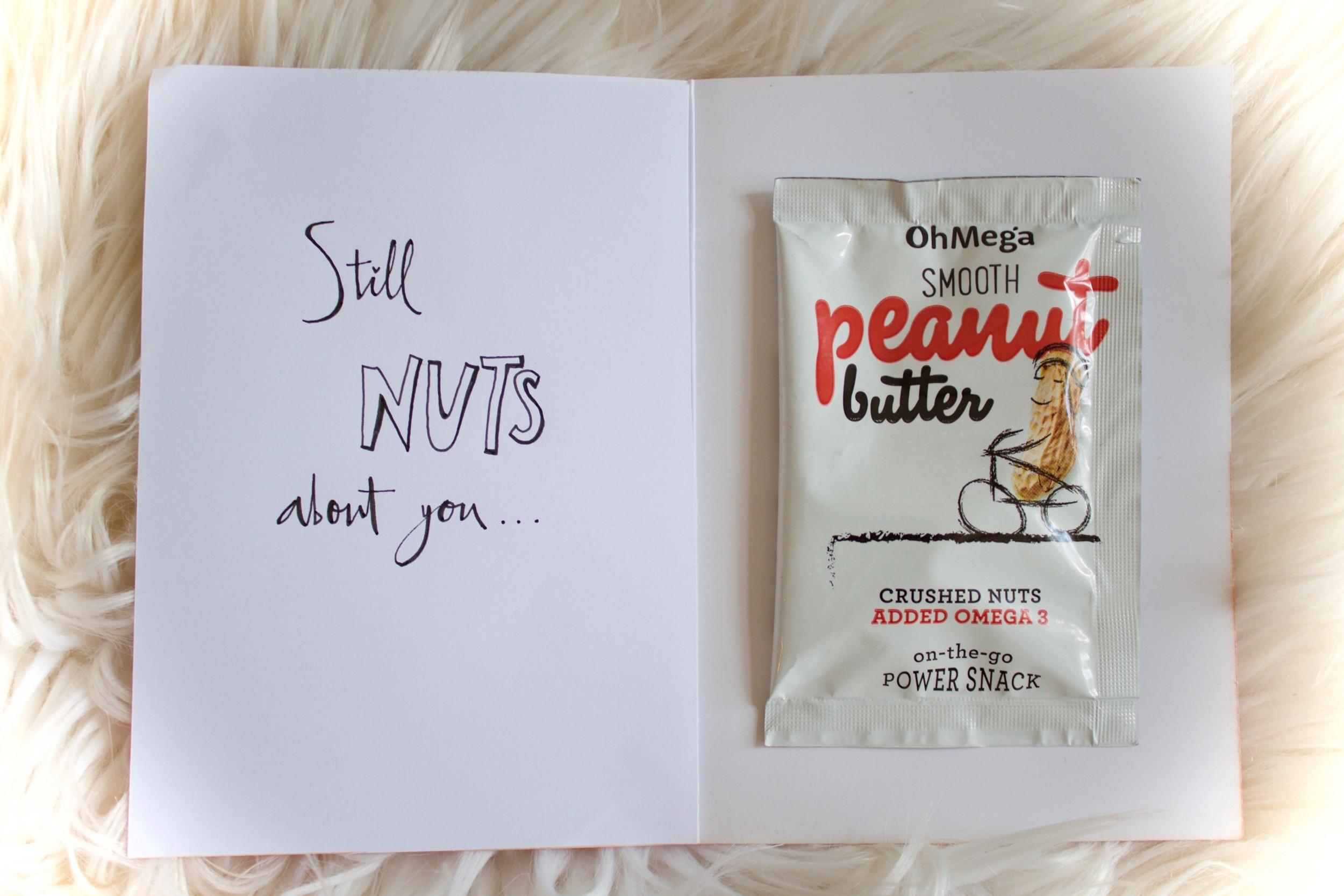 JustaMamma Valentines Day gift ideas peanut butter