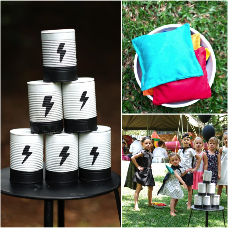 Superhero birthday party game ideas
