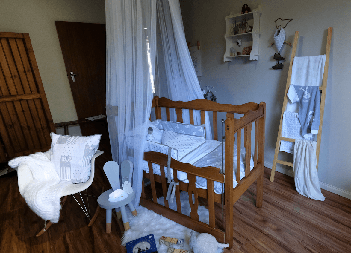 JustaMamma Sleeping and bedtime routine essentials nursery setup