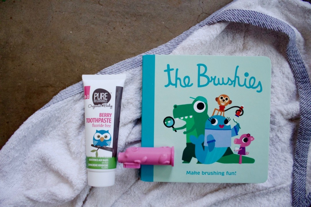 JustaMamma The Brushies book review 1791