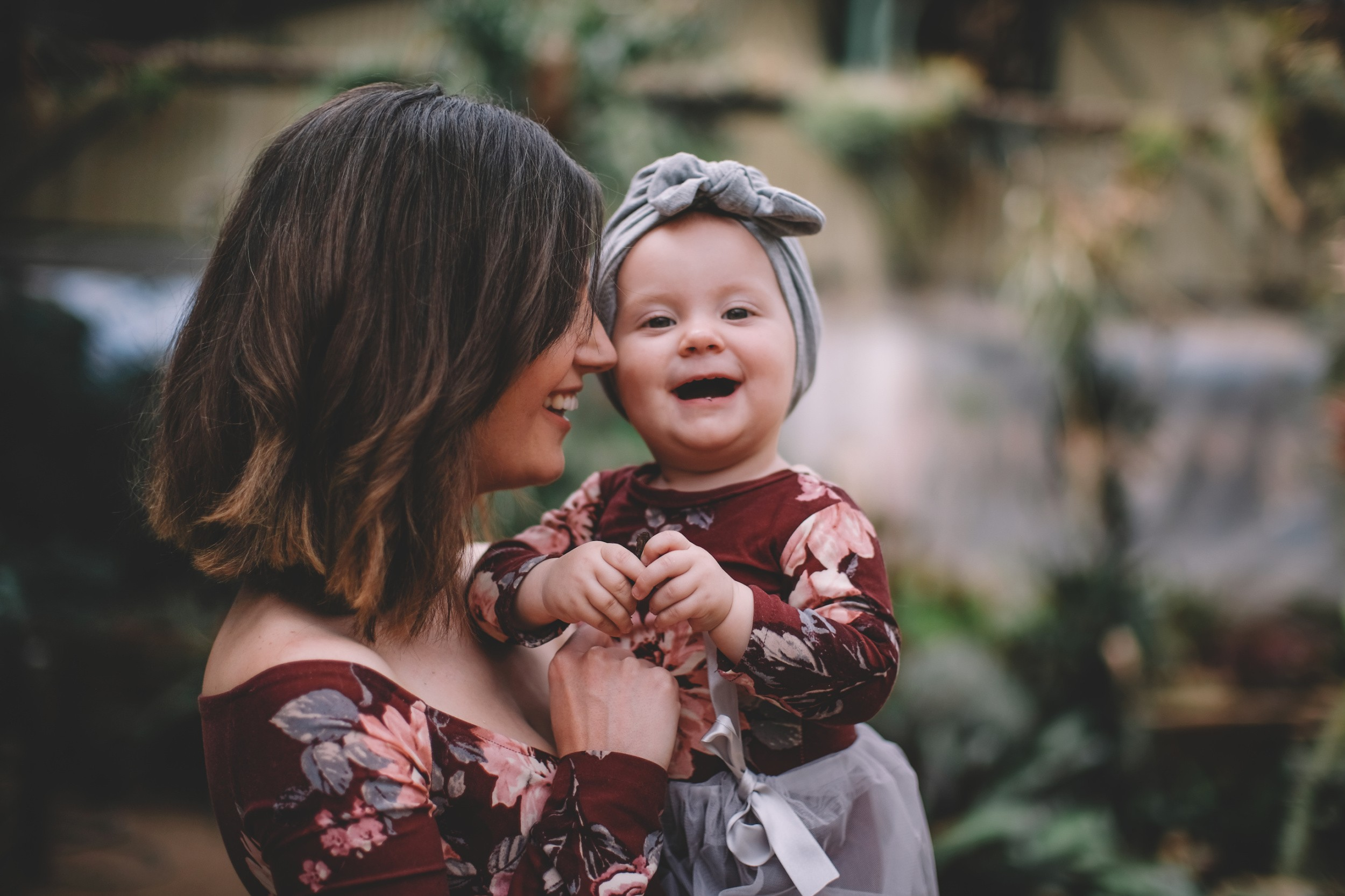 Just a Mamma Letter to a one year old