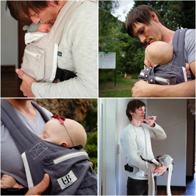Just a Mamma ubuntu baba baby carrier