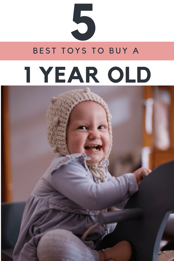 Just a Mamma 5 best toys for a 1 year old