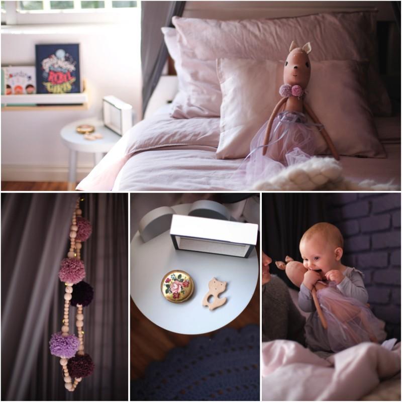 Just a Mamma little girl room