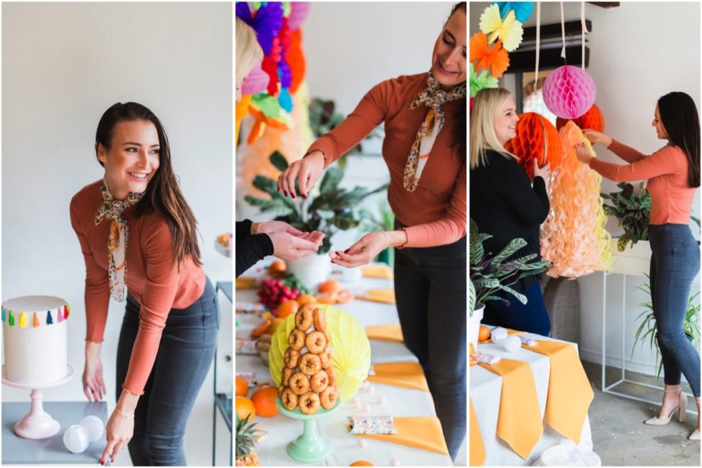 Frida Kahlo birthday party