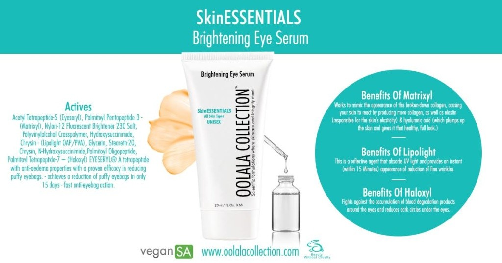 SkinEssentials Brightening Eye Serum