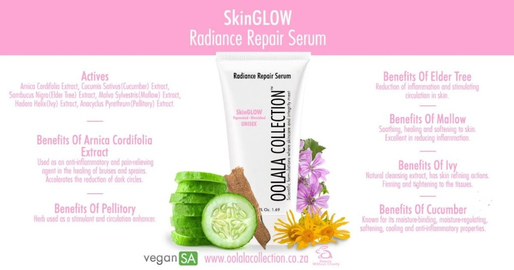 SkinGLOW Radiance Repair Serum