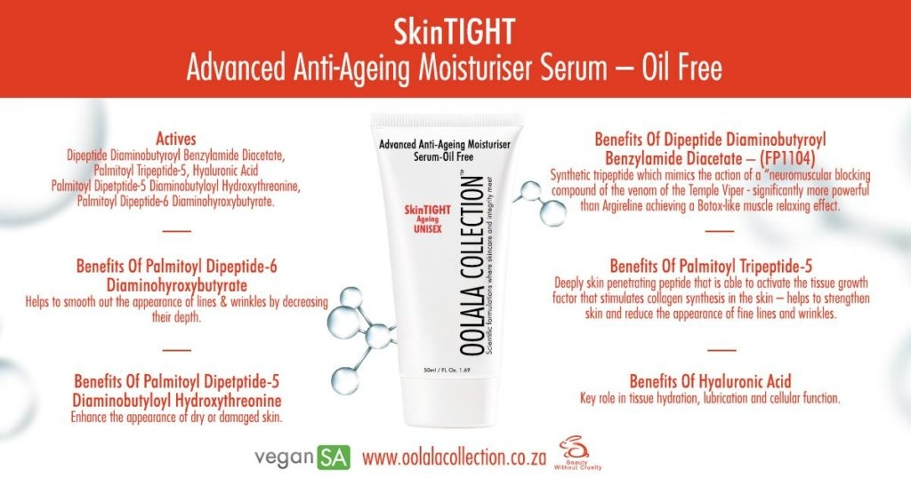 SkinTIGHT Anti-Ageing serum