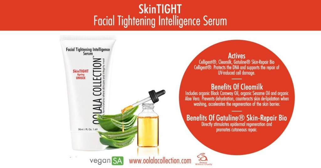 SkinTIGHT Facial Tightening Serum