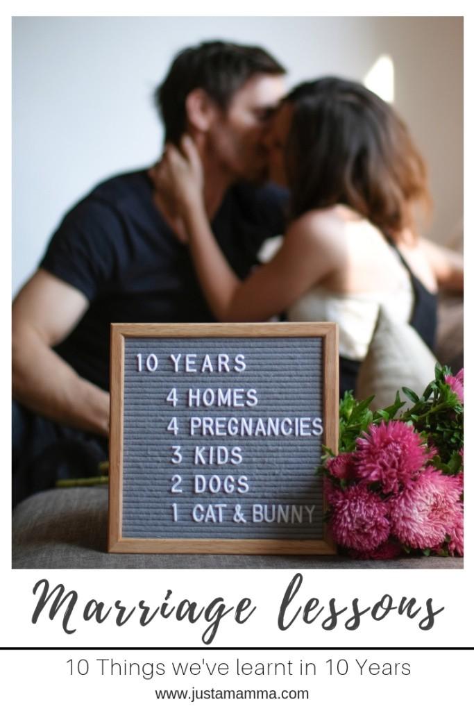 10 year wedding anniversary