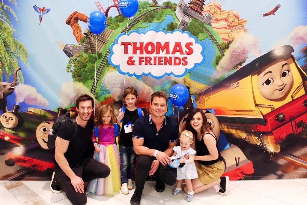 Just a Mamma Thomas and Friends big world big adventure
