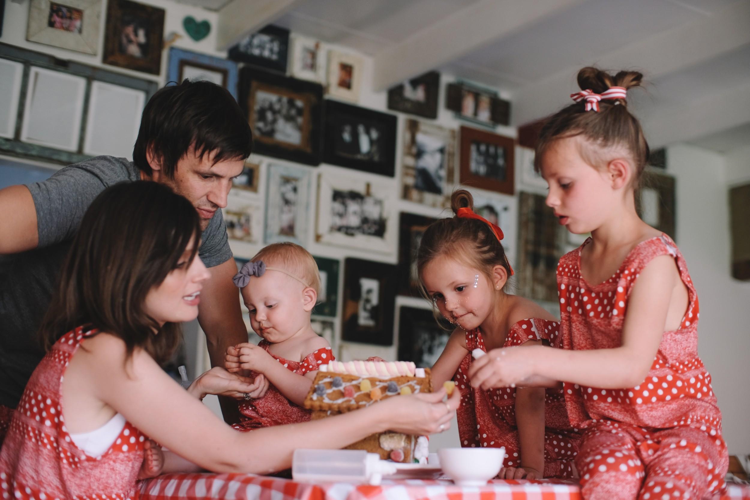 Just a Mamma Gingerbread House Kits SA 23