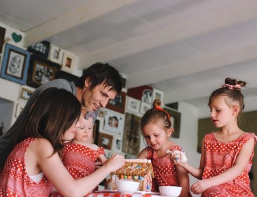Just a Mamma Gingerbread House Kits SA