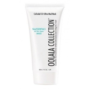 oolala collection colloidal silt ultra mud mask