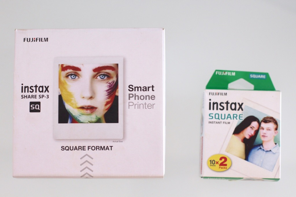 Instax Share SP-3 SQ printer, #1 on every Instamama's Christmas wishlist: The Instax Share SP-3 SQ printer