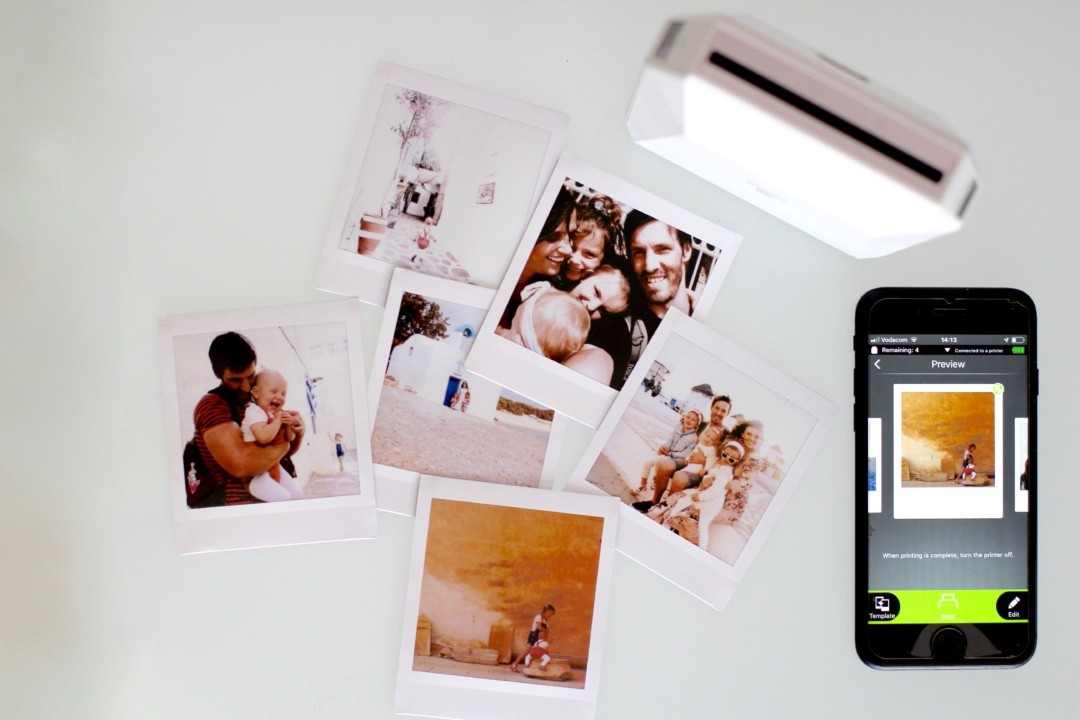 Instax Share SP-3 SQ printer