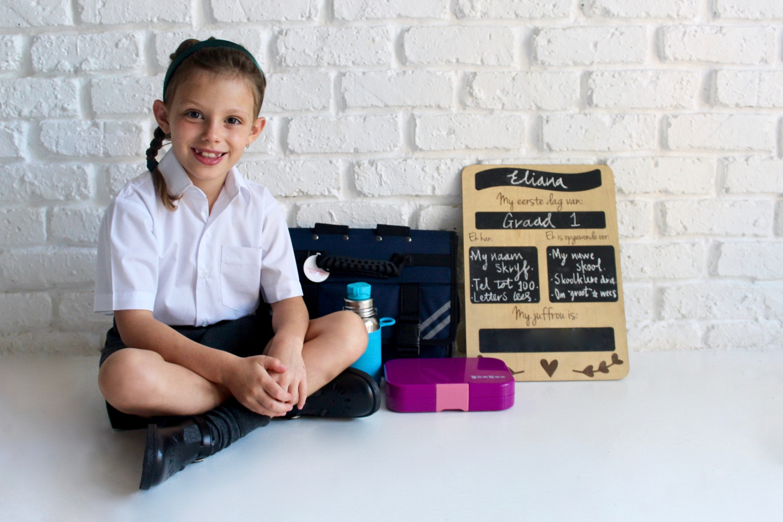 Back to School basics for 1st timers