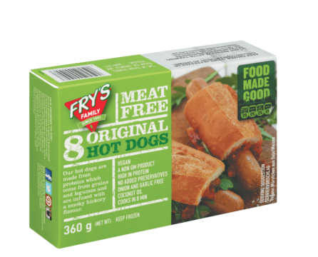 Fry Family Food Co., #MeatFreeMondays with Fry Family Food Co.