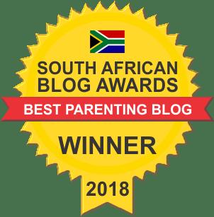 best parenting blog winner