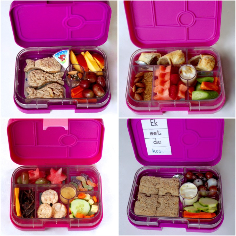 healthy lunchbox, Everyday nutrition: A healthy lunchbox for a healthy mind