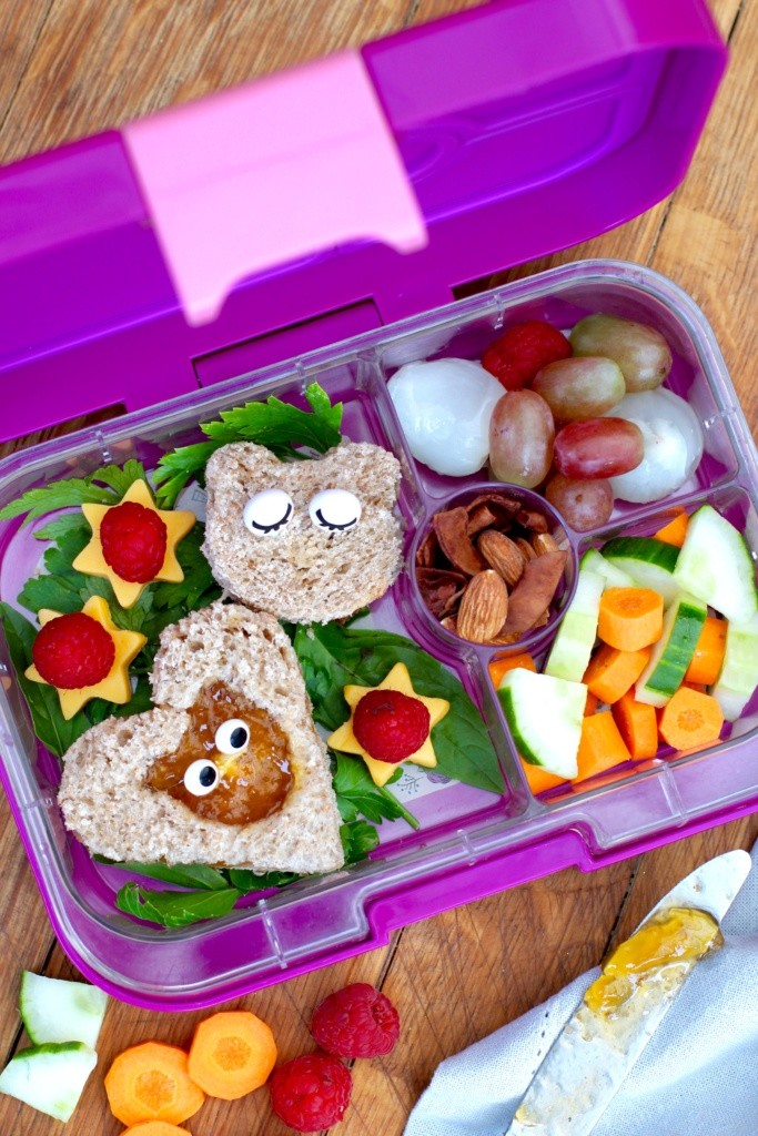 Just a Mamma Healthy lunchbox