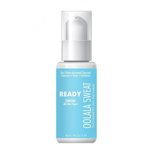 South African skincare oolalaSWEAT-READY