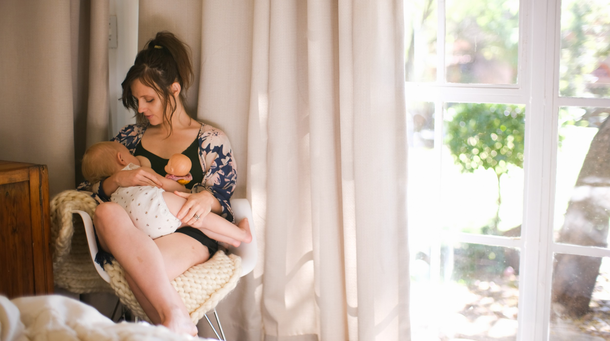 #Momming101: Breastfeeding for beginners