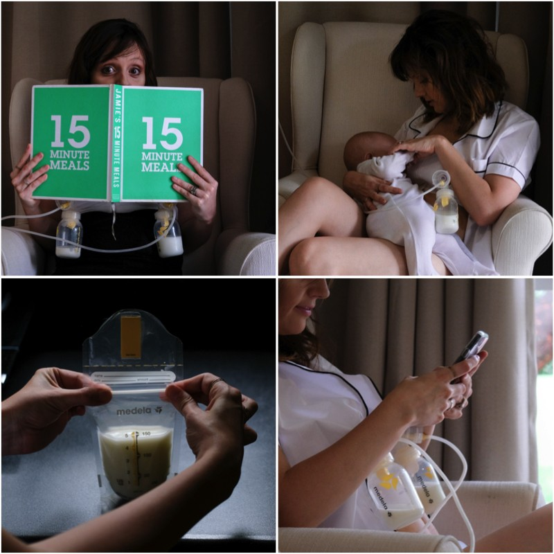 Breastfeeding for beginners