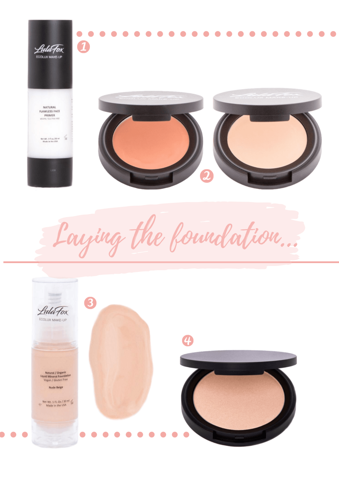 Ecofriendly-foundations