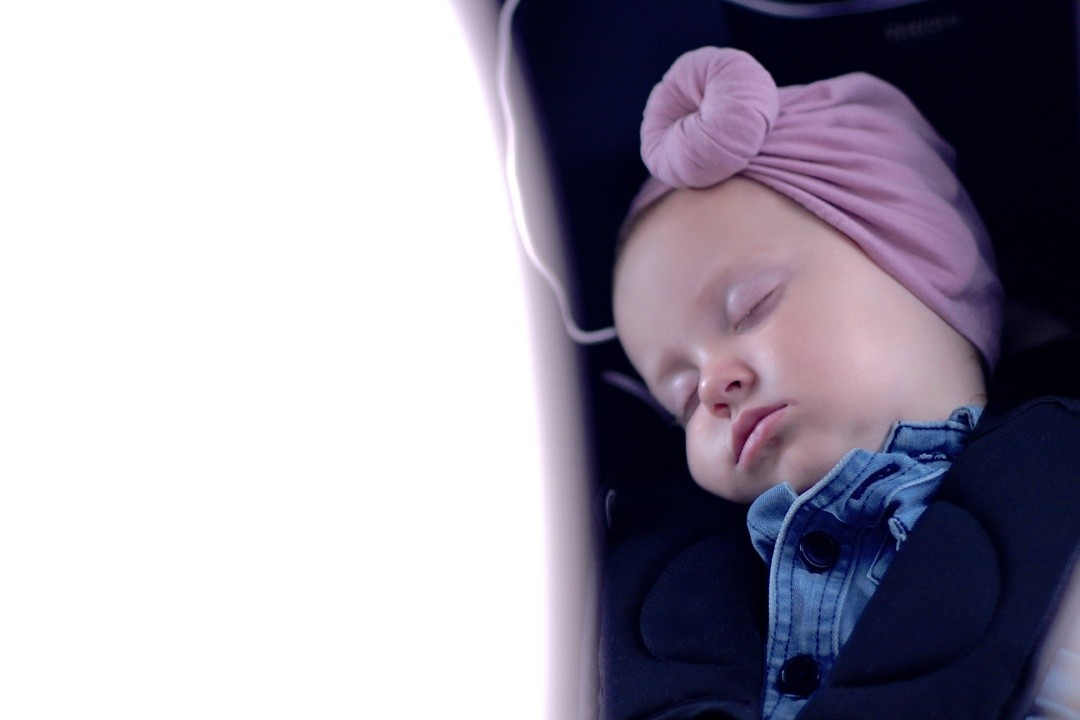 Infant car seat review