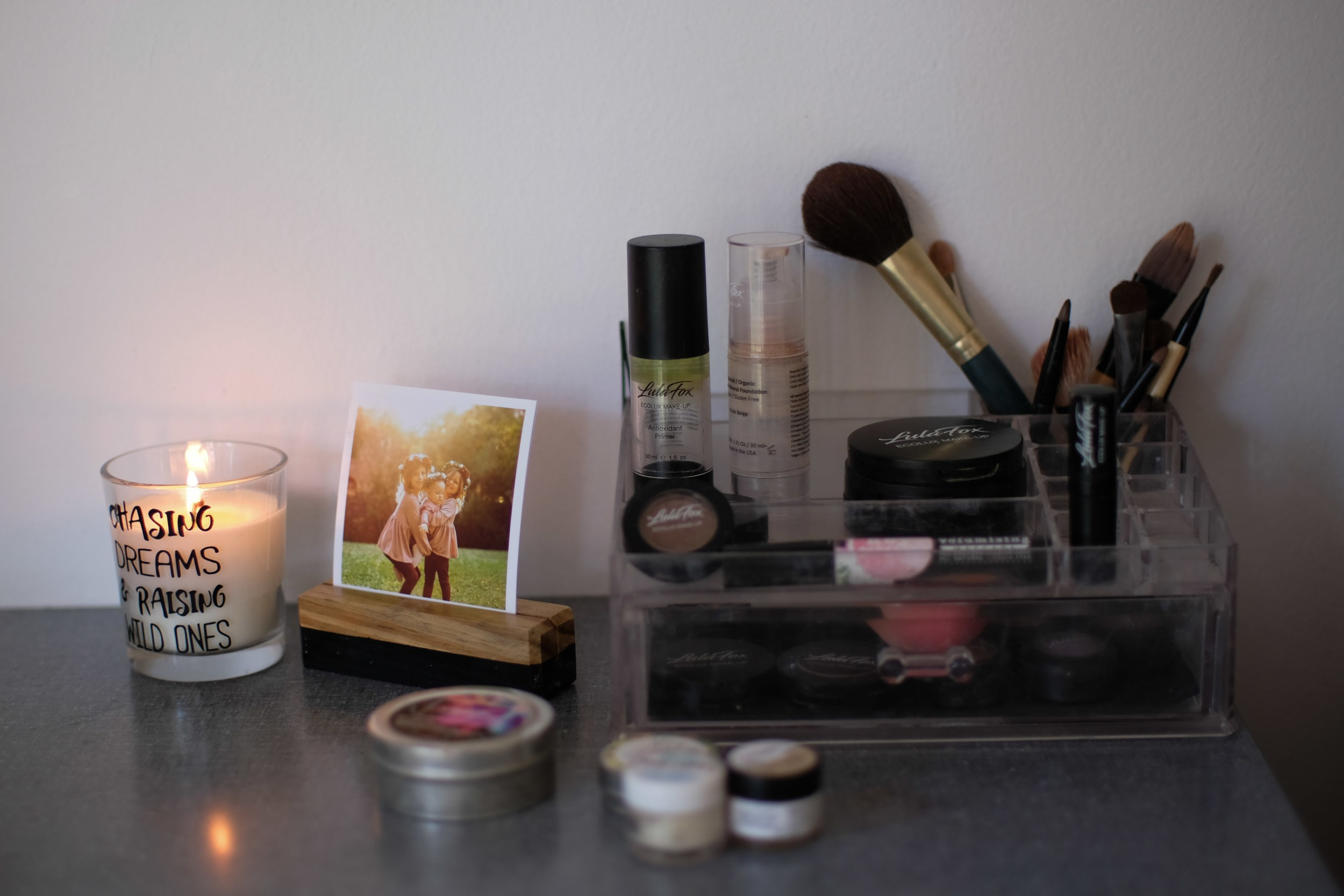 Lula Fox: Organic make-up in South Africa - Just A Mamma