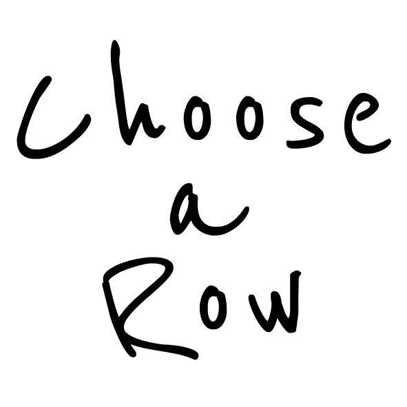 Choose-a-row-logo